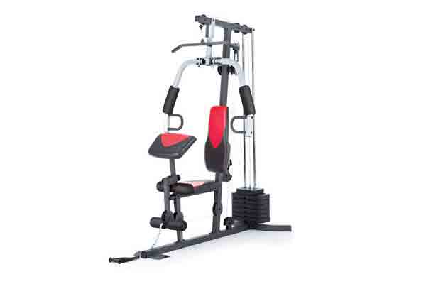 Joe weider home gyms a review of the pro