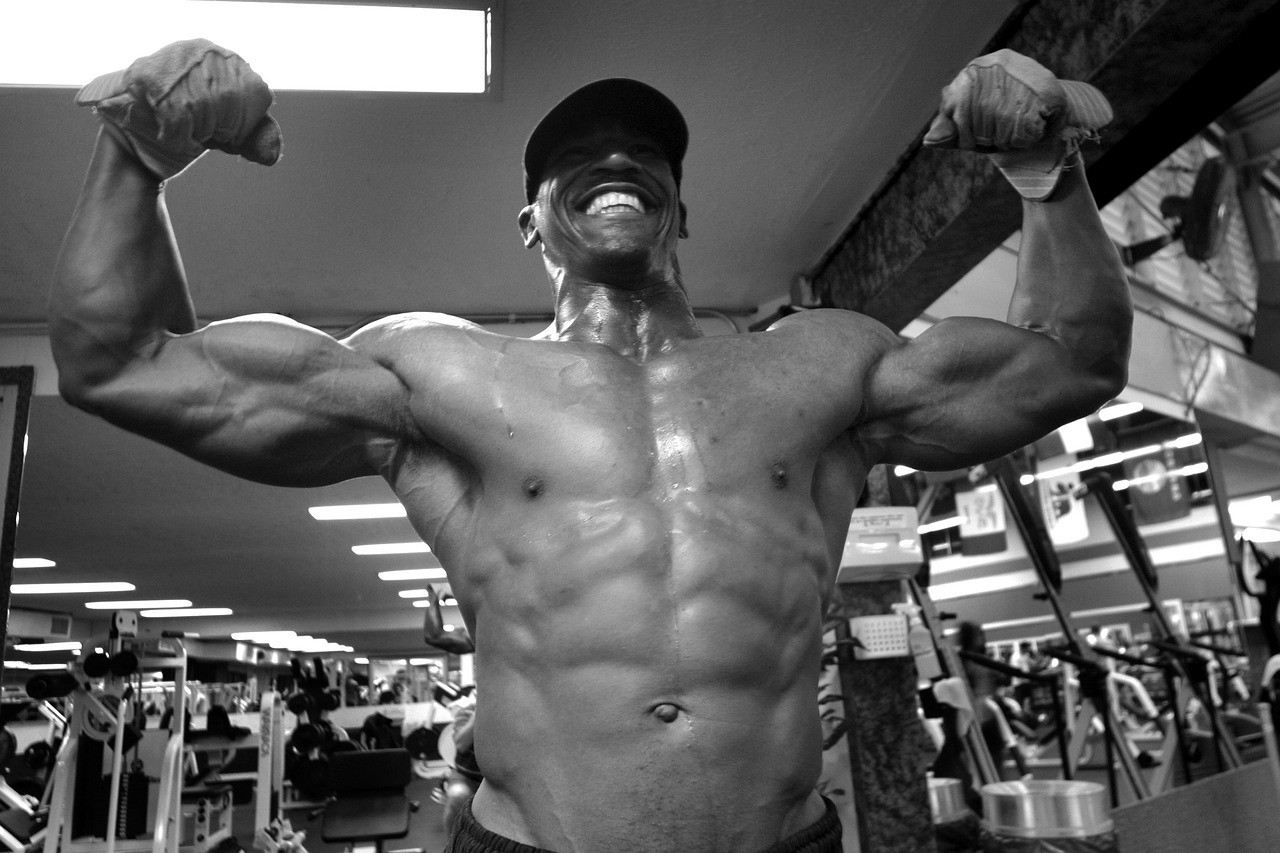 bulking up in your home gym