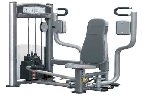 pec deck machines