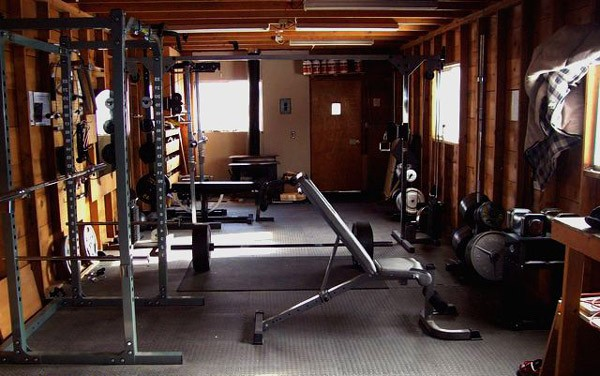 space for home gym