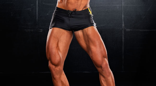 how to build big legs without weights