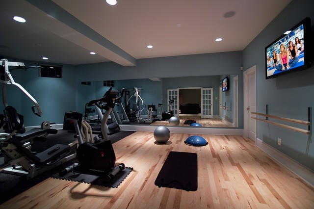 An Awesome Garage Gym Garage Gym Ideas Ultimate Home