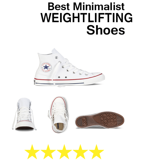 Best Minimalist Weightlifting Shoes