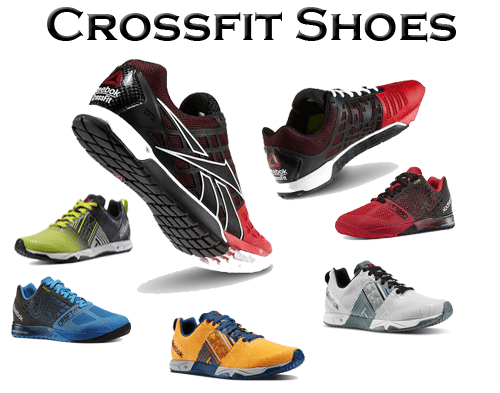 Crossfit shoes