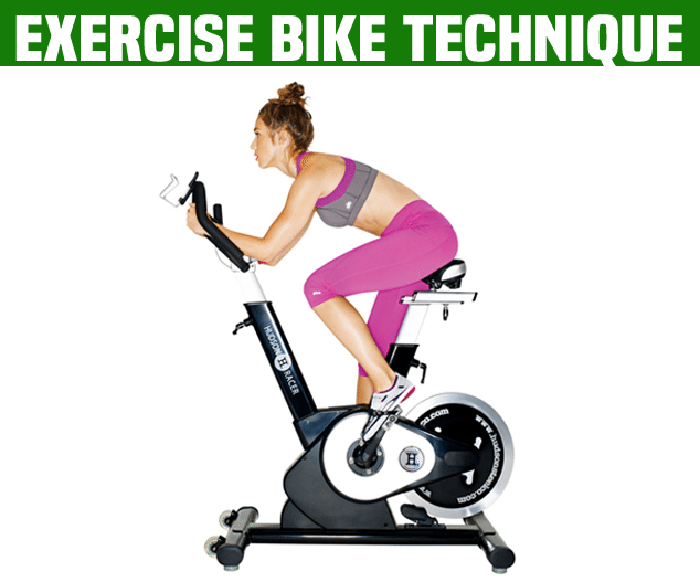 Exercise Bike Technique