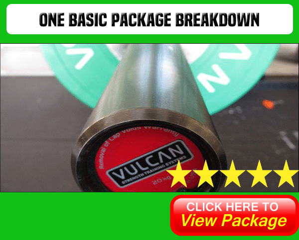 vulcan one basic package