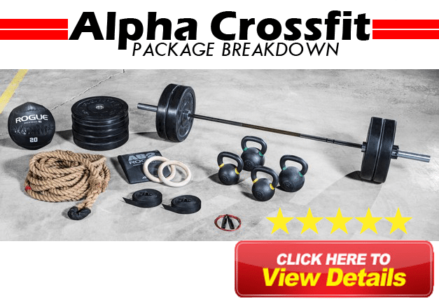 alpha crossfit package