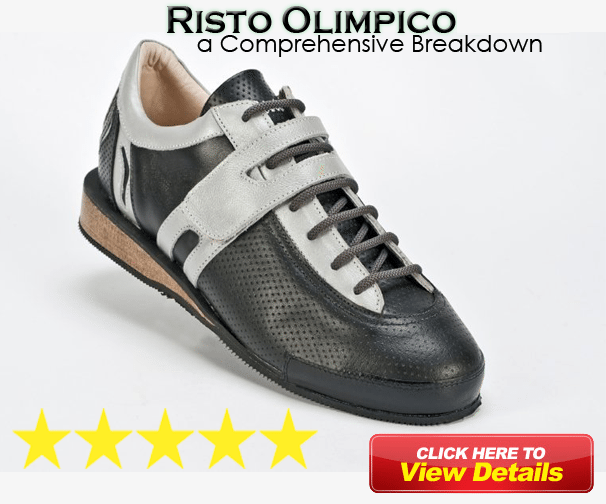Risto Weightlifting Shoe