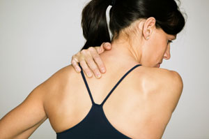 reduced shoulder stress