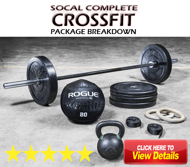 Best crossfit equipment package reviews january