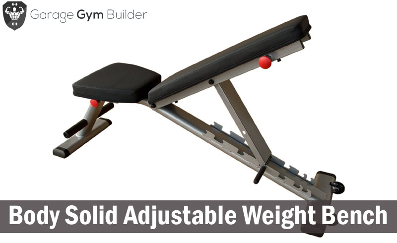 Body Solid Adjustable Weight Bench Review November 2018