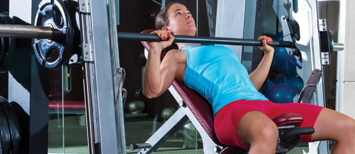 benefits of incline bench press