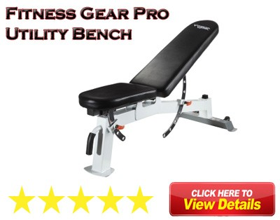 Fitness Gear Pro Utility Bench Review
