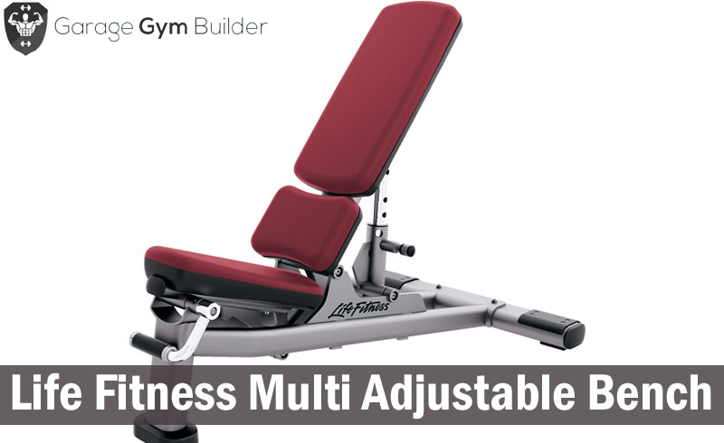 Life Fitness Multi Adjustable Bench Review