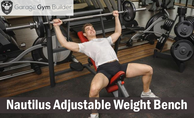 Nautilus Adjustable Weight Bench