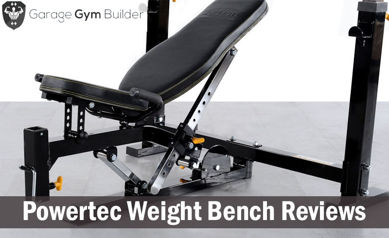 Powertec weight bench review utility