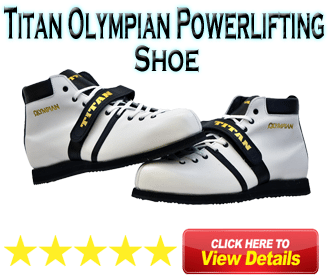 Titan Olympian Powerlifting Shoes