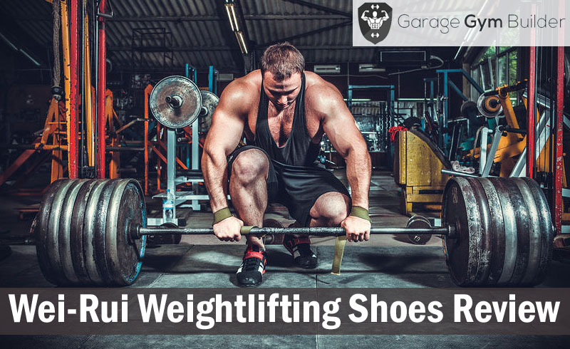 Wei-Rui Weightlifting Shoes Review