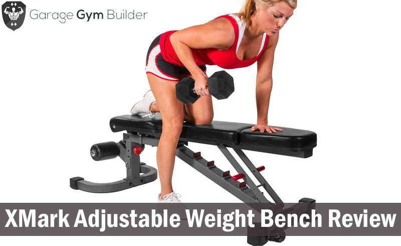 Xmark Adjustable Weight Bench Review 2018