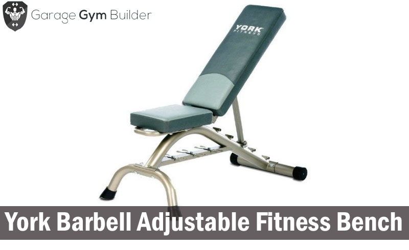 York Barbell Adjustable Fitness Bench