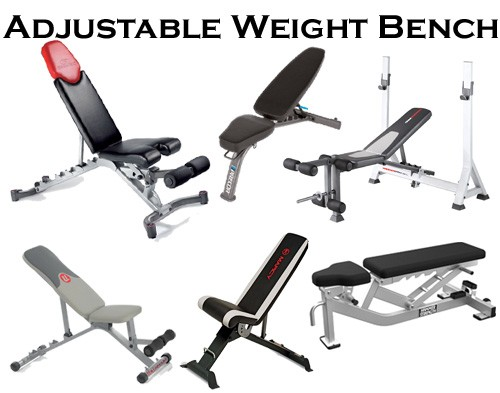 Adjustable Weight Bench Review