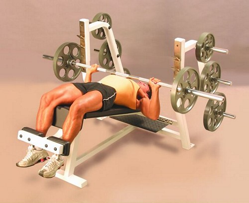shoulder bench press