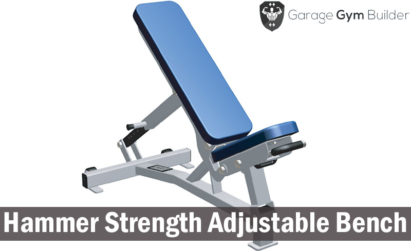 hammer strength adjustable bench