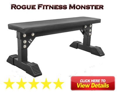 Rogue Fitness Monster Utility Weight Bench