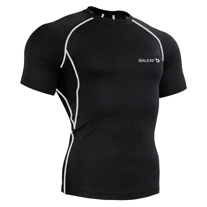 short sleeve running fitness