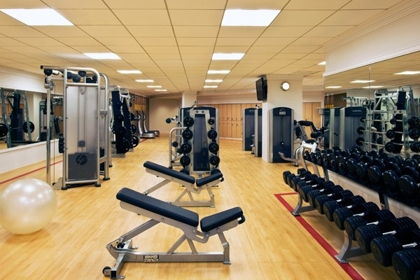 Choose a Hotel with a Well-Equipped Fitness Centre