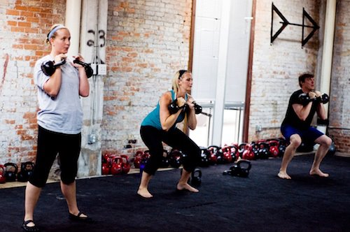 Kettlebells – Weights for the Gym