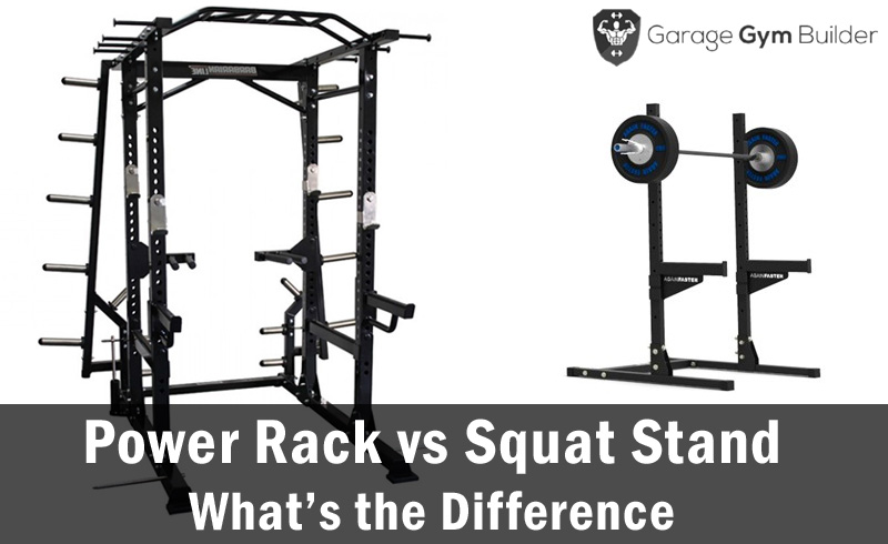 Power rack vs squat stand october which one should i