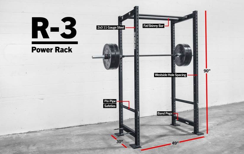 Rogue r power rack review july