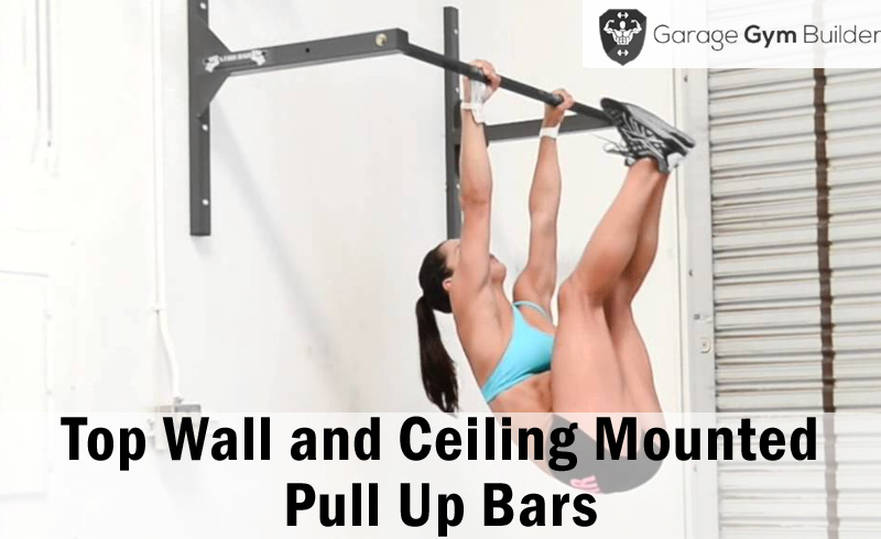 Best wall and ceiling mounted pull up bars august