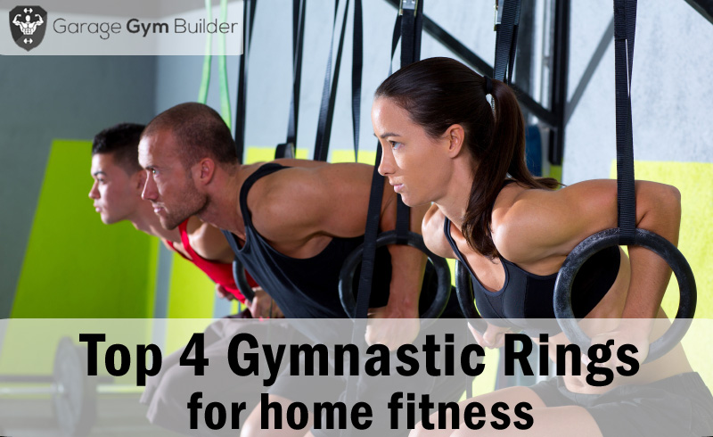 top 4 gymnastic rings for home fitness