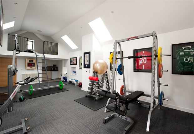 8 reasons why gyms are a total scam for How to create a home gym