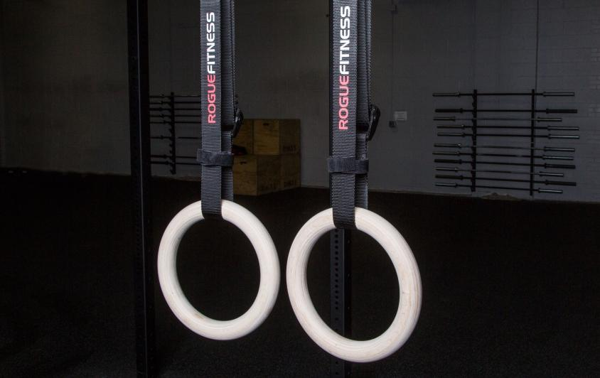 rogue wooden gymnastic rings