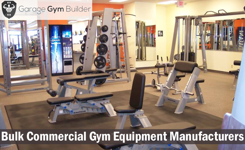 Best Wholesale Commercial Gym Fitness Equipment Manufacturers