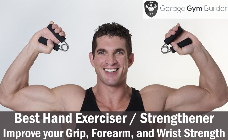 Hand Exerciser Strengthener