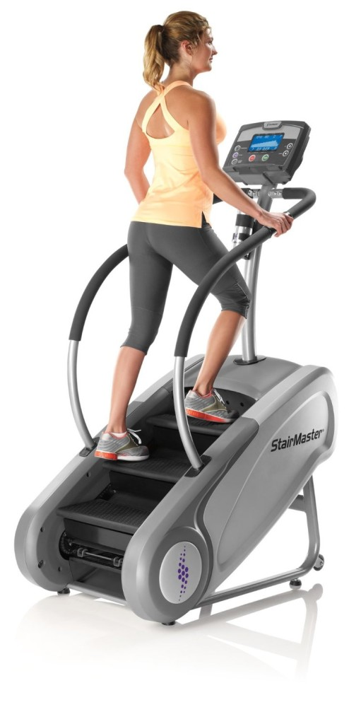 Using Stair Stepper