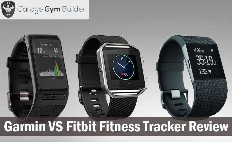 Garmin vs. Fitbit Fitness Tracker Comparison