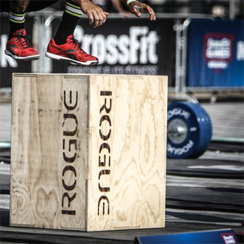 Rogue Fitness Wood Plyo Box