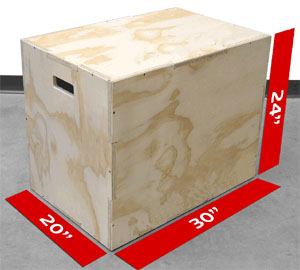 how to build a plyo box 2018 wooden 3 in 1 plyometric box plan