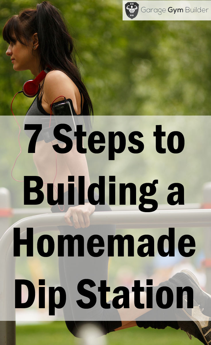 Steps To Apply Makeup For Beginners: How To Build A Homemade Dip Station 2019