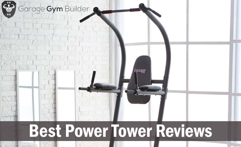 Best power tower reviews december pull up dip stations