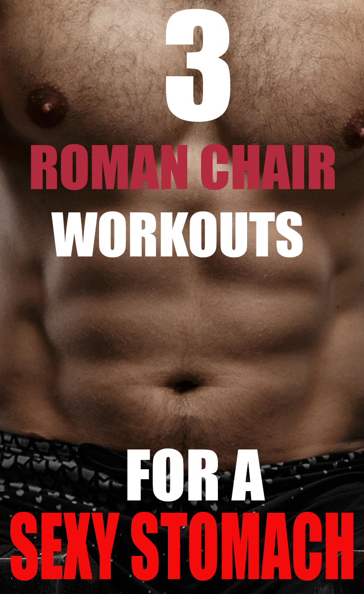 roman chair workouts