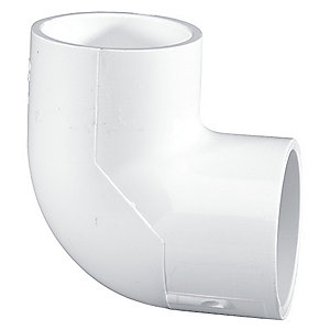 PVC Pipe 90 Degree ELbow