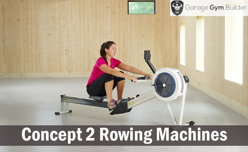 Concept 2 Rowing Machines 2017