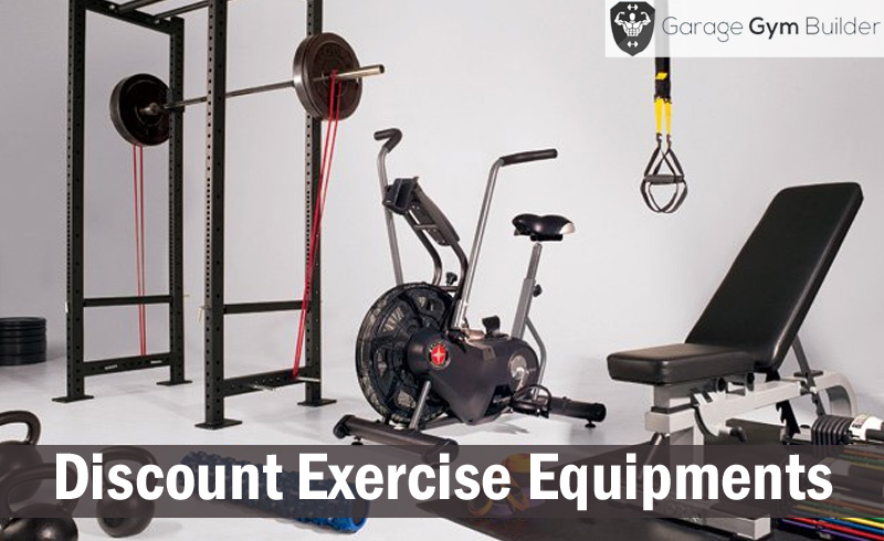 Daily home gym exercise equipment deals and discounts