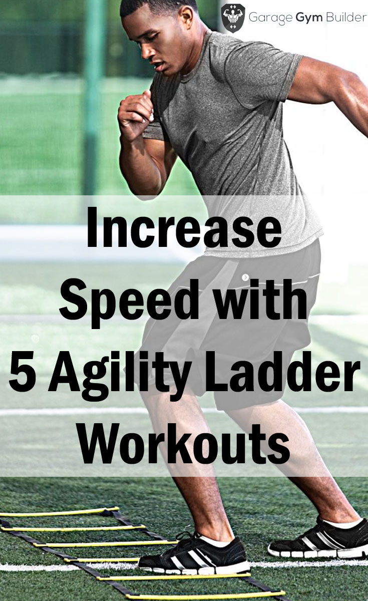 seven speed agility ladder workouts